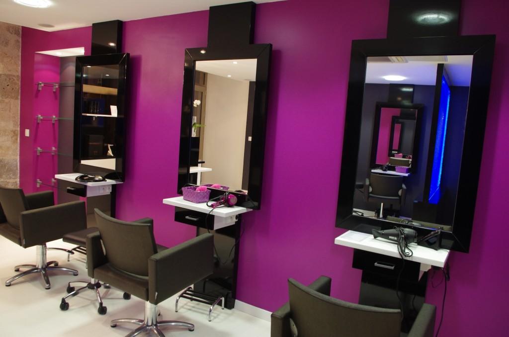Superb deco salon de coiffure design 10 decoration salon de coiffure on d i - Decoration interieur salon de coiffure ...